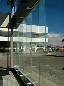 Magnum Glass And Kemway Sliding Doors